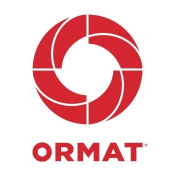 ORMAT לוגו